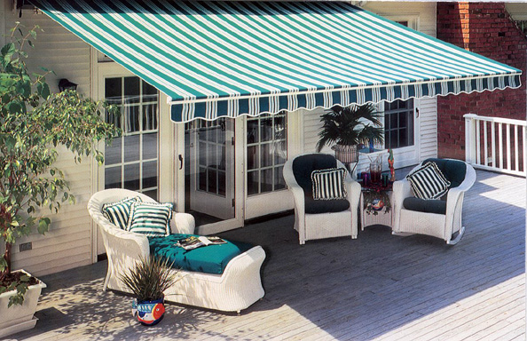Folding Arm Awnings 20