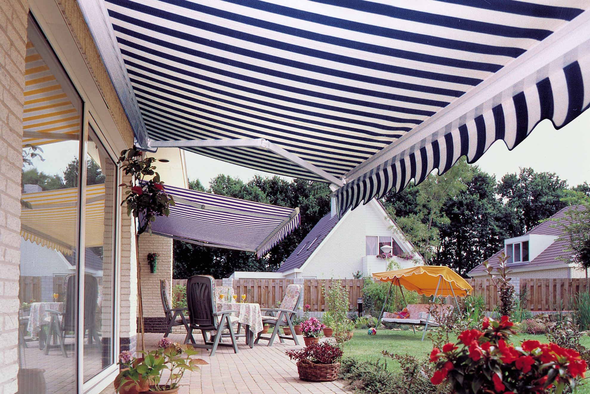Folding Arm Awnings 18
