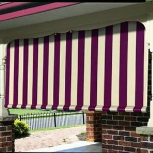 Spring Operated Awnings