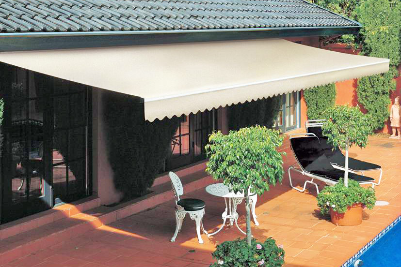 Folding Arm Awnings 04