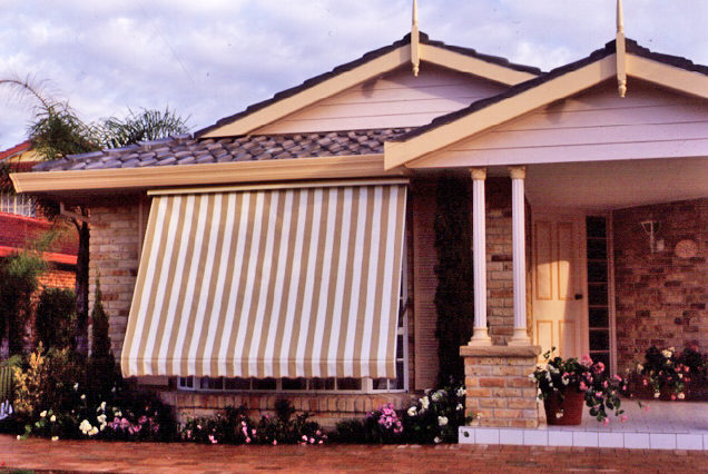 Pivot Arm Awnings 03