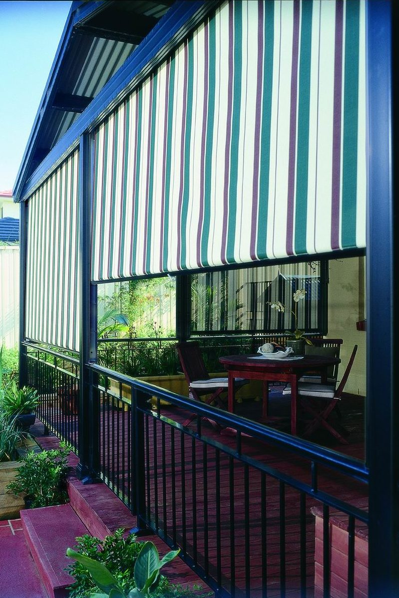 Spring Operated Awnings 15