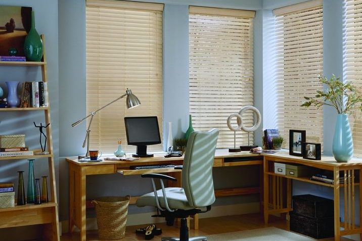 Timber Venetian Blinds 01