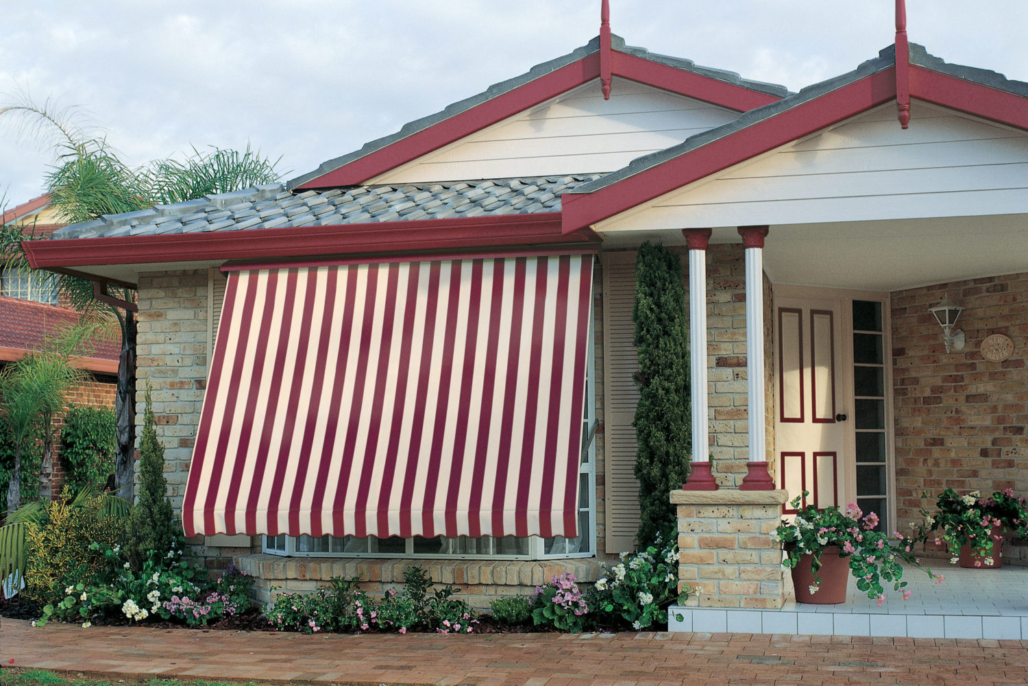 Pivot Arms Awnings