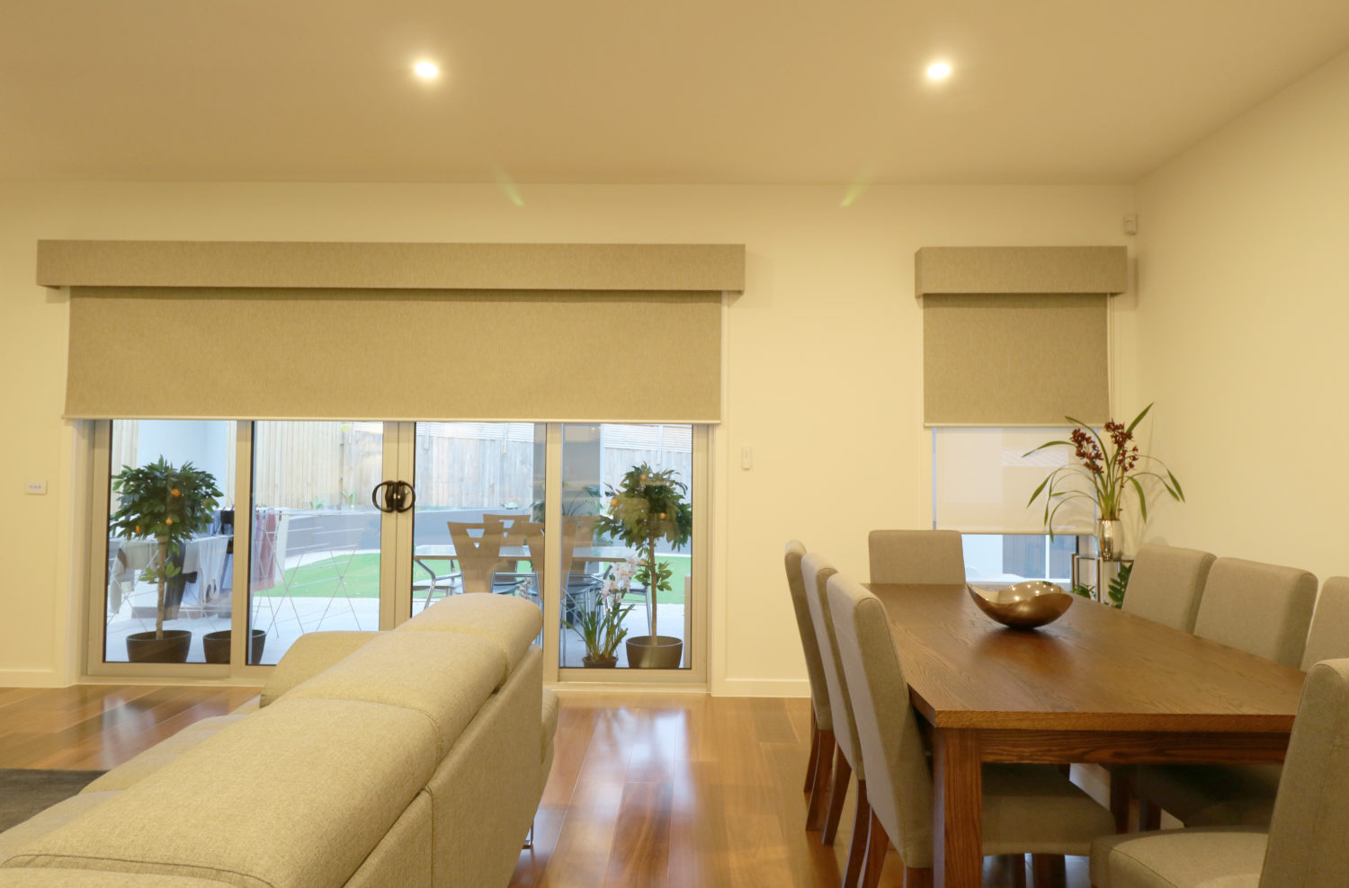 Dual Roller Blinds 07